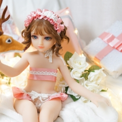 65cm Small Size Lovly Sex Doll Sex Toy Male Masturbator